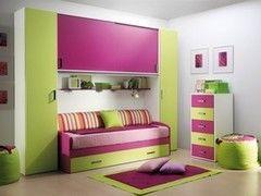 Детская комната Детская комната The Мебель Пример 45