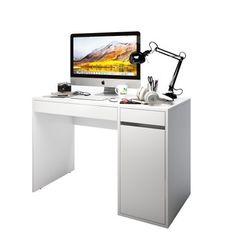 Письменный стол DOMUS SP004 снежно-белый