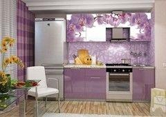 Кухня Кухня Интерьер-Центр София Орхидея