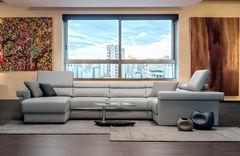 Элитная мягкая мебель mobel&zeit Cosmo Plain