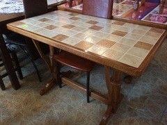 Обеденный стол Обеденный стол Stolmebel Модель 009