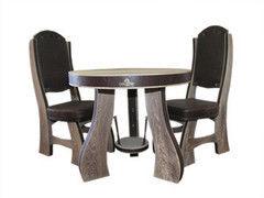 Обеденный стол Обеденный стол Orvietto Комплект Кухонный Круг XO102