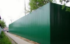 Забор Забор ЭФАЛ-СтройБел Вариант 42