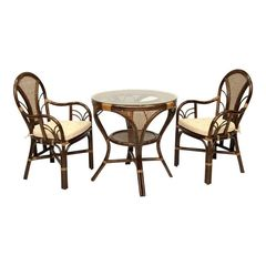 Комплект мебели из ротанга ЭкоДизайн Classic Rattan LaMokko L Б