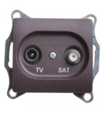 Schneider Electric Glossa GSL000897 TV-SAT