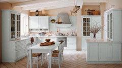 Кухня Кухня ЗОВ Кантри-1 белая