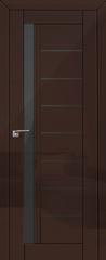 Межкомнатная дверь Межкомнатная дверь Profil Doors 37L Терра ДО, графит