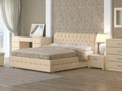 Кровать Кровать ORMATEK Veda 4 140х200 (кремовый)