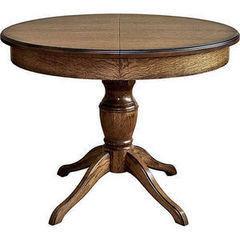 Обеденный стол Обеденный стол Пинскдрев Верди 11 П317.01 (дуб рустикаль с патинированием)