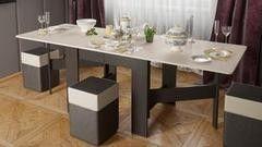 Обеденный стол Обеденный стол ТриЯ Стол-книжка тип 2