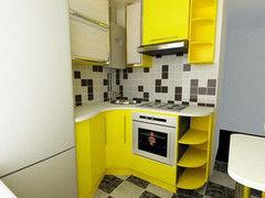 Кухня Кухня БелБоВиТ Пример 16