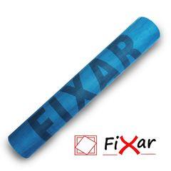 Стеклосетка, серпянка Fixar ССШ-160, 5х5 мм, 160г/м2, разрыв 1800/1800, синяя, рулон 1х50м
