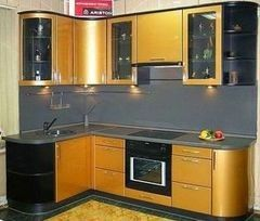 Кухня Кухня Лига мебели Вариант 77
