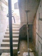 Лестница из бетона Монолит Пример 53