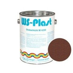 Краска Краска WS-Plast M 4200 0007 2.5л