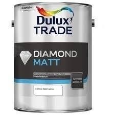 Краска Краска Dulux Diamond Matt 10 л (база BW белая)