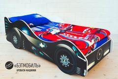 Детская кровать Детская кровать Бельмарко Бэтмобиль