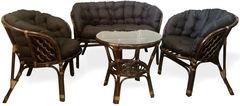 Комплект мебели из ротанга  Комплект из ротанга Багама 03/10 S