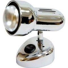 Настенно-потолочный светильник Feron RAD63S-S