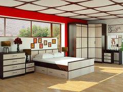 Спальня Дисави Сакура (модульная)