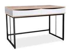 Письменный стол Signal B170 (дуб/черный)