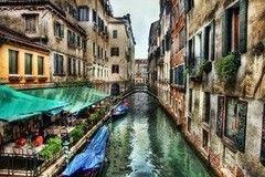Фотообои Фотообои Vimala Кафе в Венеции