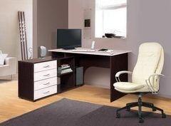 Письменный стол Мебель-Класс Мэдисон-1 МК 101.08
