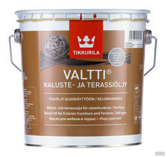 Защитный состав Защитный состав Tikkurila Valtti Kaluste Ja Terassioljy (2.7 л)