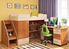 Детская комната Детская комната ИП Гусач К.В. Вариант 391