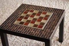 Журнальный столик Вишадэ из мозаики