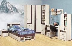 Детская комната Детская комната Олмеко Некст 1