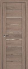 Межкомнатная дверь Межкомнатная дверь Profil Doors 98X Дуб Салинас темный (прозрачное стекло)
