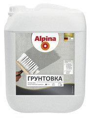 Грунтовка Грунтовка Alpina 2.5 л