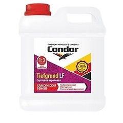 Грунтовка Грунтовка Condor Tiefgrund  LF (концентрат 1 : 3) 5л