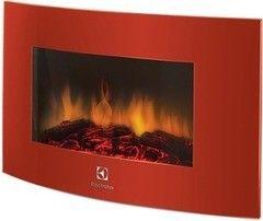 Камин Electrolux Electrolux EFP/W-1200URLS (красный)