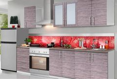 Кухня Кухня Анмикс Гретта нюанс 1600