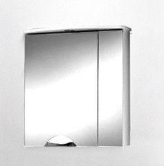 Мебель для ванной комнаты Акваль Зеркало Аврора 65 см