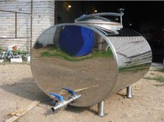 Бак, емкость для воды СтальТорм Пример 149 (металлический бак)