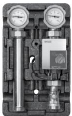 """Комплектующие для систем водоснабжения и отопления Meibes Насосная группа ME 66811.30 UK 1"""" с насосом Alpha2 L25-60"""