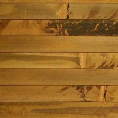Декоративная стеновая панель Декоративная стеновая панель Бамбуковый рай Бронзовая черепаха (ламель 20 мм)