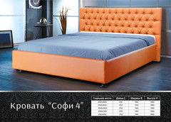Кровать Кровать МебельПарк Софи 4-1 (140х200)