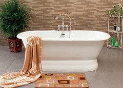 Ванна Чугунная ванна Linyi Luxing LZG-09 1550x770x610