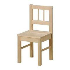 Детский стул Детский стул ВудГрупп ММ Табурет со спинкой малый