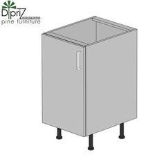 Кухонный шкаф Кухонный шкаф Диприз Шкаф нижний 45 Д 9001-26