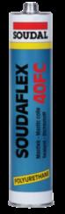 Герметик Герметик Soudal Soudaflex 40 FC 310 мл (черный)
