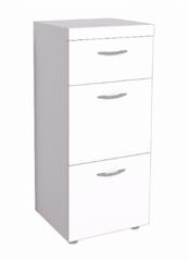 Комод Комод Глазовская мебельная фабрика 1 Проект-17 (белый)