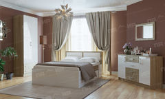 Спальня Памир Беатрис композиция №2