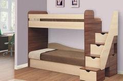 Двухъярусная кровать Олмеко Адель-3