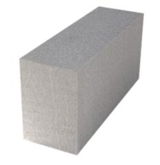 Блок строительный Сморгоньсиликатобетон из ячеистого бетона 625x100x250 D600-B2,5-F35-1