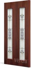 Межкомнатная дверь Дверь-гармошка VERDA С-21 ДО (складная)